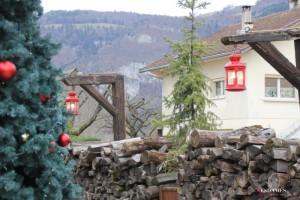 hameau pere noel mont sion. 1