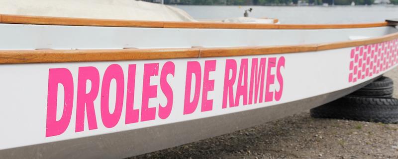 Dragon Ladies Lac Annecy Droles de Rames 4