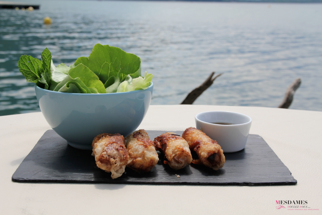 petit paradis annecy restaurant pieds dans leau lac 25