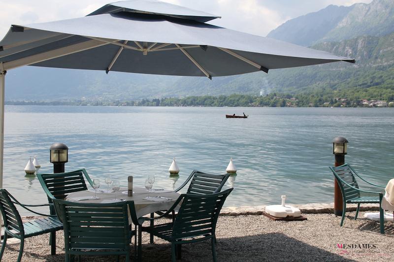 petit paradis annecy restaurant pieds dans leau lac 28