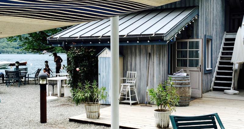 petit paradis annecy restaurant pieds dans leau lac 4