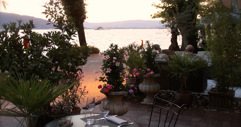 palace beach menthon restaurant annecy lac 29