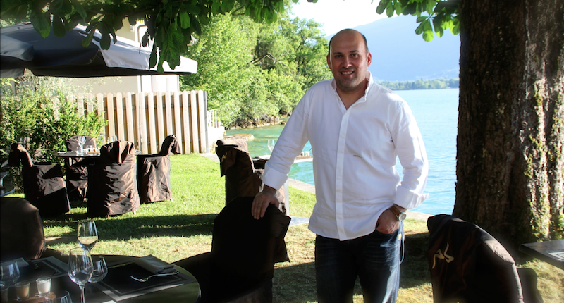palace beach menthon restaurant annecy lac 31
