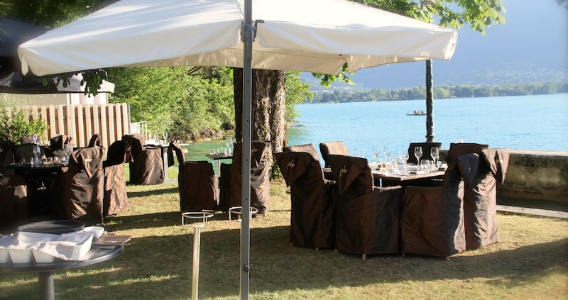 palace beach menthon restaurant annecy lac 32