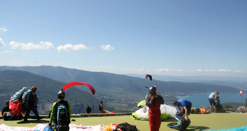 parapente annecy ete hiver play the mountain 3