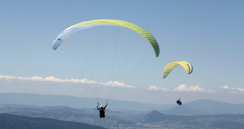 parapente annecy ete hiver play the mountain 9