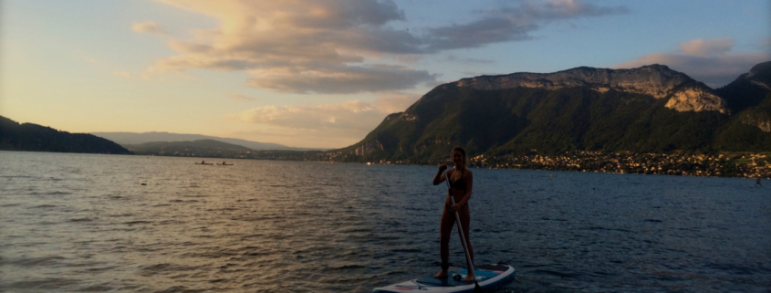paddle annecy sortie lac NCY SUP CENTER 14