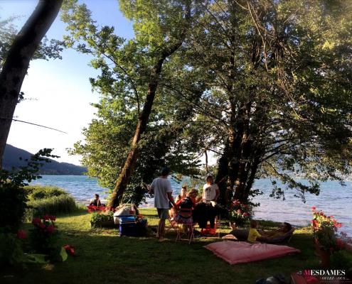 paddle annecy sortie lac NCY SUP CENTER 4