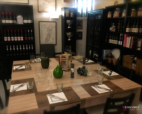 auberge fruitiere table locale annecy 1